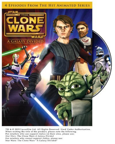 Galaxy Divided Star Wars The Clone Wars Anima Nr