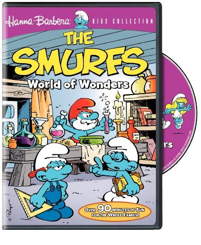 Smurfs Volume 1 DVD
