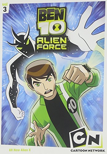 Ben 10 Alien Force Vol. 3 Ben 10 Alien Force Nr