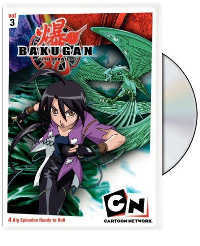 Vol. 3 Good Versus Evil Bakugan Nr