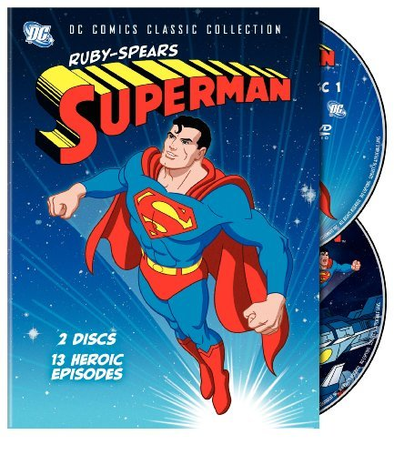 Ruby Spears Superman Ruby Spears Superman Nr 2 DVD