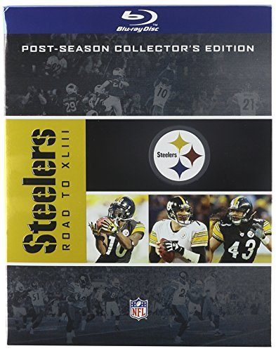 Nfl Road To Super Bowl 43 Pittsburgh Steelers Nr 4 Br