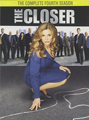 Closer Season 4 DVD Nr 4 DVD
