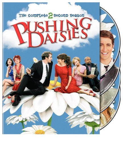 Pushing Daisies Season 2 DVD