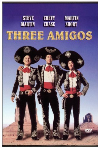 Three Amigos Three Amigos Pg