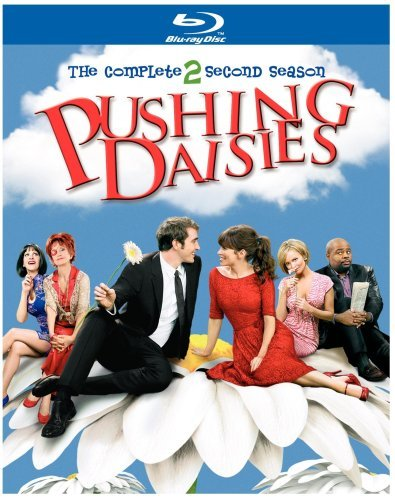 Pushing Daisies Season 2 Blu Ray Nr 2 DVD