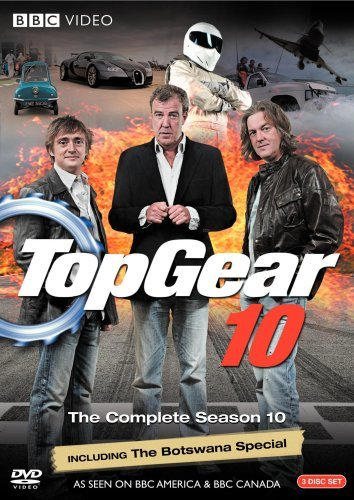 Top Gear Season 10 Top Gear Ws Nr