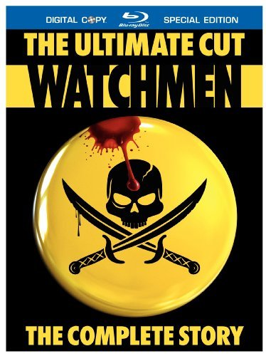 Watchmen Ultimate Cut Watchmen Utlimate Cut Ws Blu Ray R