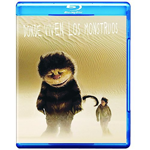Where The Wild Things Are (200 Records Keener Ruffalo Blu Ray Ws Pg Incl. DVD
