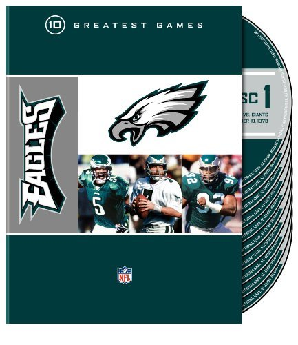 Nfl Philadelphia Eagles 10 Gre Nfl Philadelphia Eagles 10 Gre Nr 10 DVD