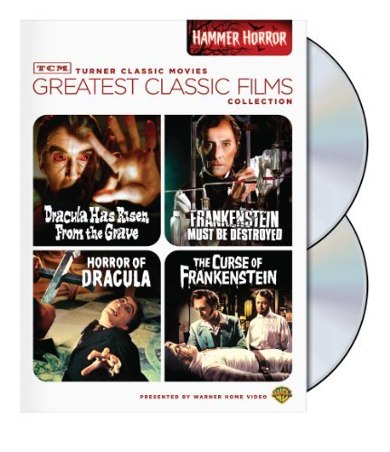 Hammer Horror Tcm Greatest Classic Films Ws Nr 2 DVD