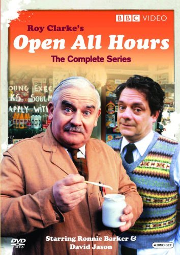 Complete Series Open All Hours Nr 4 DVD