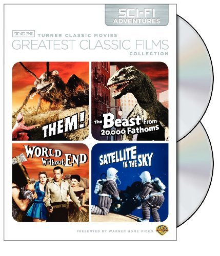 Sci Fi Adventures Tcm Greatest Classic Films Tcm Greatest Classic Films