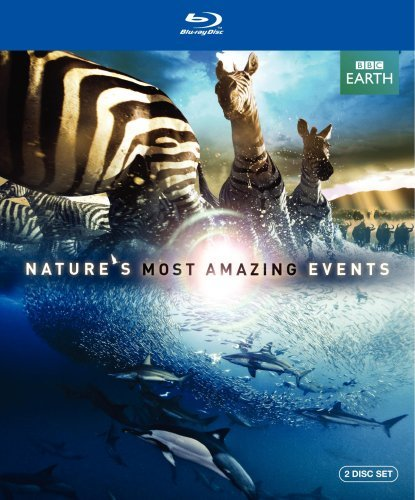 Nature's Most Amazing Events Nature's Most Amazing Events Blu Ray Ws Nr