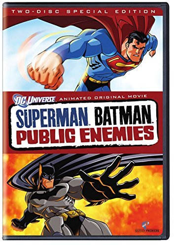Superman Batman Public Enemies Special Ed. Pg13 2 DVD