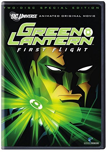 Green Lantern First Flight Special Ed. Nr 2 DVD