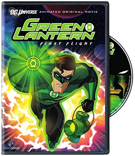 Green Lantern First Flight Nr
