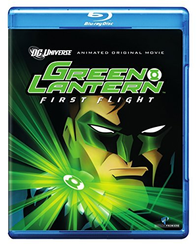 First Flight Green Lantern Blu Ray Ws Nr