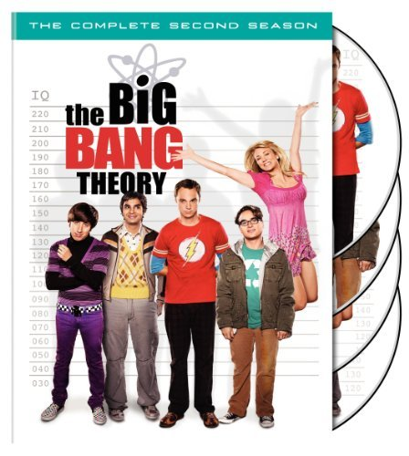 Big Bang Theory Season 2 DVD Nr 4 DVD