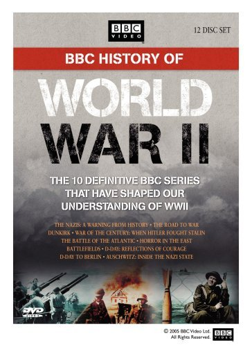Bbc History Of World War Ii Bbc History Of World War Ii Ws Fs Nr 12 DVD