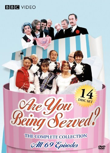 Are You Being Served Complete Are You Being Served Ws Nr 12 DVD