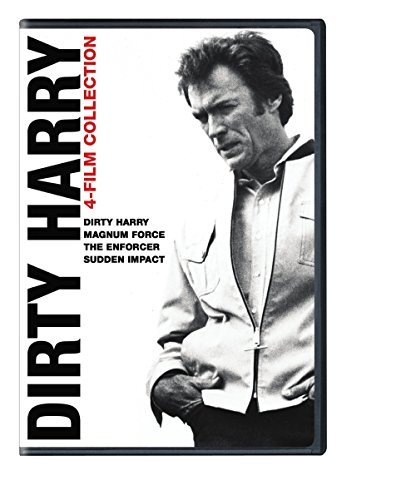 Dirty Harry 4 Film Favorites Ws R