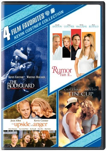 4 Film Favorites Costner Kevin Nr 2 DVD