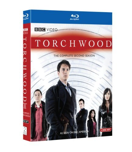 Torchwood Torchwood Season 2 Blu Ray Ws Nr 4 Br