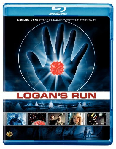 Logan's Run York Ustinov Jordan Blu Ray Ws Pg