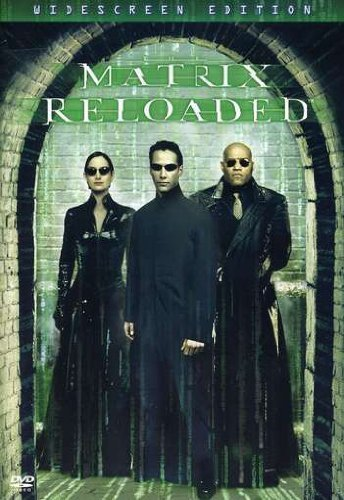 Matrix Reloaded Matrix Reloaded Ws Nr 2 DVD Incl. Movie Cash