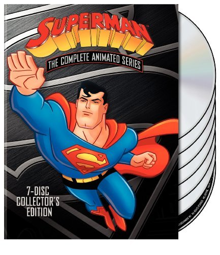 Superman Complete Animated Series DVD