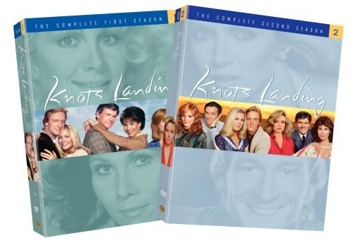 Knots Landing Knots Landing Seasons 1 2 Nr 5 DVD