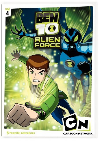 Ben 10 Alien Force Vol. 4 Seas Ben 10 Alien Force Nr