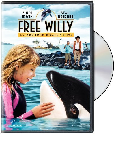 Free Willy Escape From Pirate Irwin Bridges Falkow Mbutuma Nr