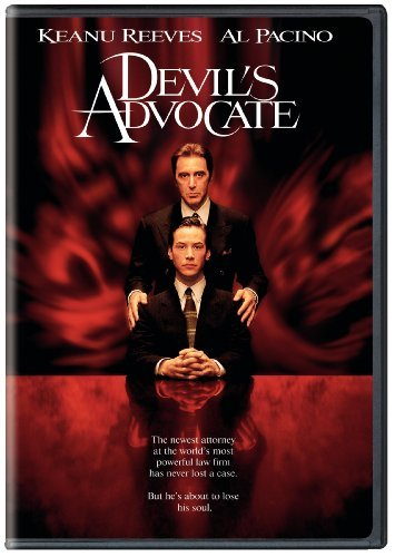 Devil's Advocate Reeves Pacino R
