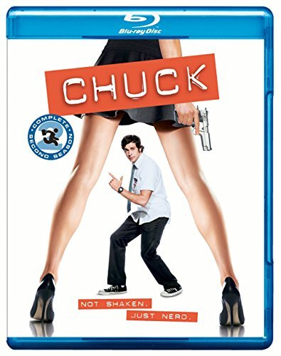 Chuck Season 2 Blu Ray Nr 4 DVD