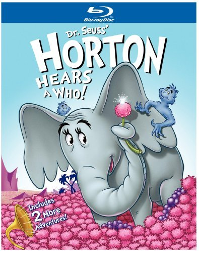 Horton Hears A Who Horton Hears A Who Blu Ray Ws Deluxe Ed. Nr