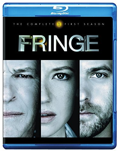 Fringe Season 1 Blu Ray Nr 5 DVD