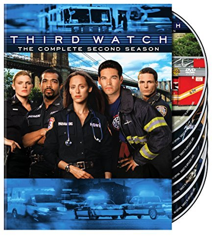 Third Watch Third Watch Season 2 Nr 6 DVD
