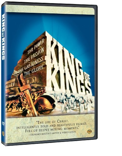 King Of Kings (1961) Hunter Mckenna Hatfield Ryan DVD Pg13