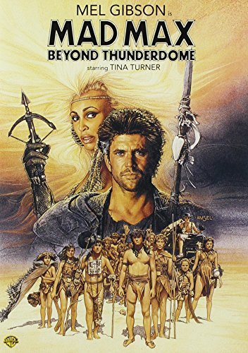 Mad Max Beyond Thunderdome DVD Nr