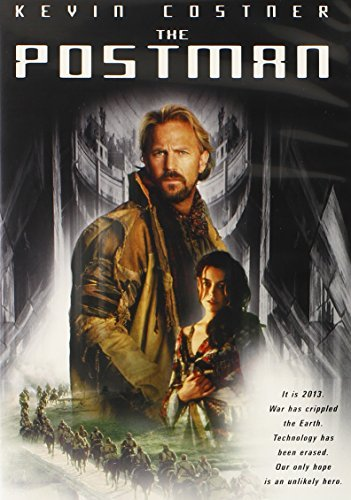 Postman Costner Tate Patton Williams DVD Nr