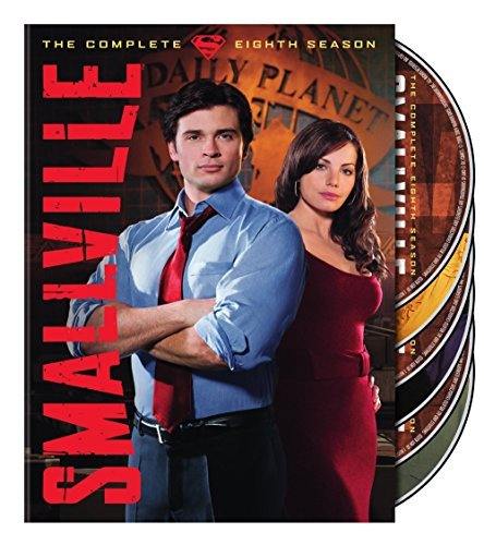 Smallville Season 8 DVD