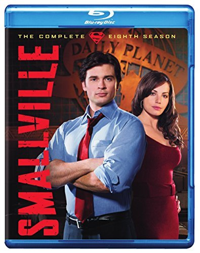 Smallville Season 8 Blu Ray Season 8