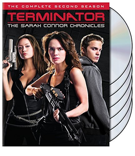 Terminator The Sarah Connor Chronicles Season 2 DVD