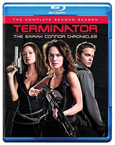 Terminator The Sarah Connor Chronicles Season 2 Blu Ray Nr 5 DVD