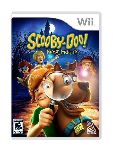 Wii Scooby Doo First Frights E