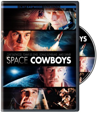 Space Cowboys Eastwood Clint Ws Pg13