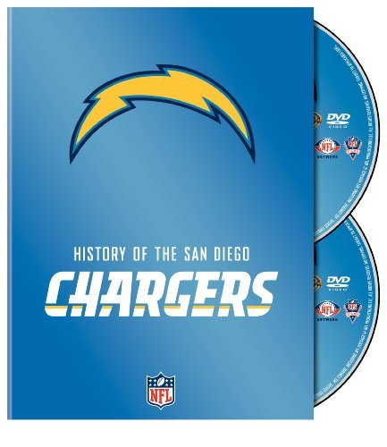 Nfl History Of The San Diego C Nfl History Of The San Diego C Nr 2 DVD