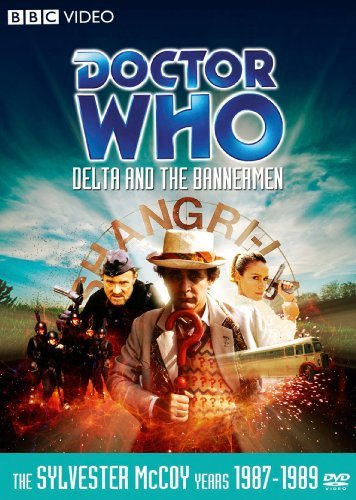 Doctor Who Delta & The Banner Doctor Who Nr